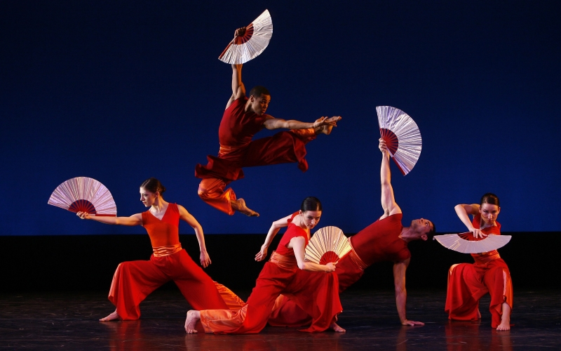 Nai Ni Chen Dance Company Cultural Performances New Jersey