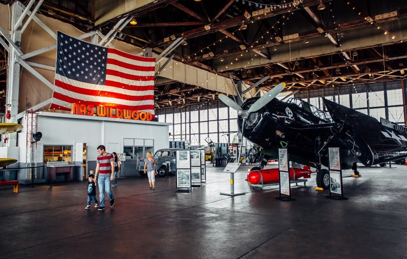 Naval Air Station Wildwood Museum Jersey Shore Attractions