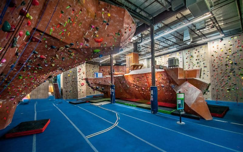 New Jersey Rock Gym Indoor Rock Climbing In New Jersey