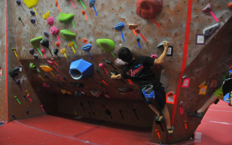 New Jersey Rock Gym Top 50 Attractions for Kids Northern Jersey