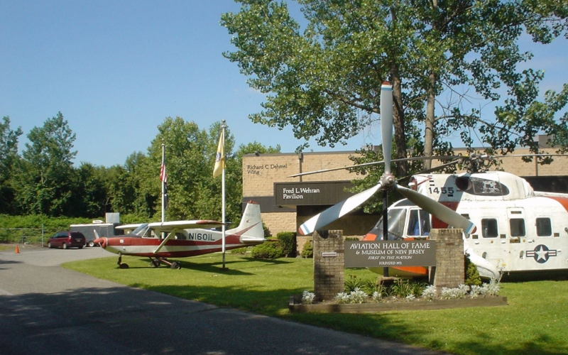 The Aviation Hall of Fame of NJ Hidden Gem Teterboro