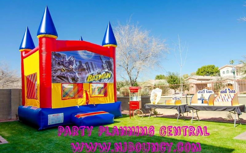 NJ Bouncy Inflatable Bounce House Rentals in all of NJ