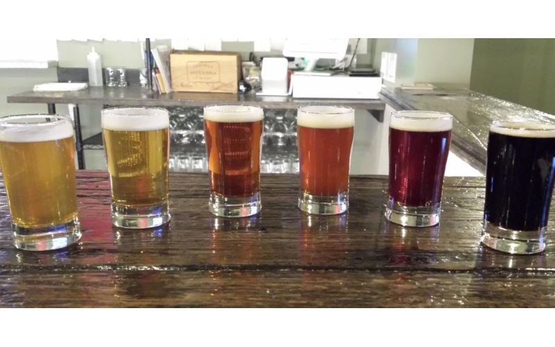 NJ Brew Tours is a great opportunity to visit different breweries in NJ.