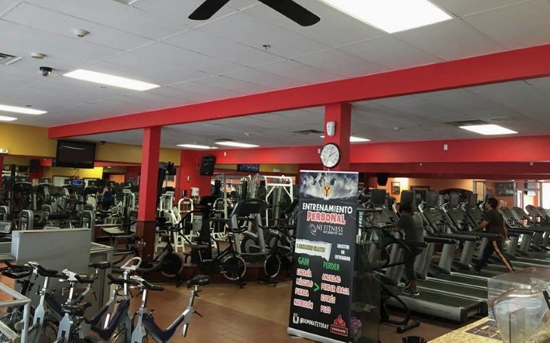 NJ Fitness Centers North NJ