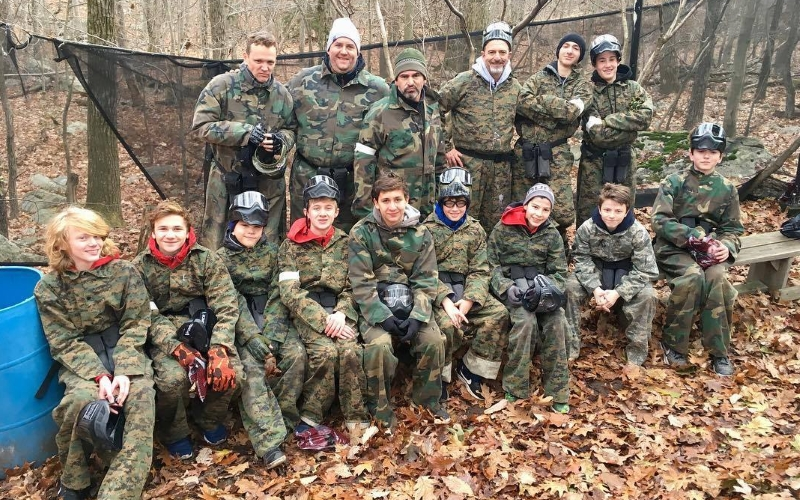 NJ Paintball Club Private Paintball Fields in Northern NJ