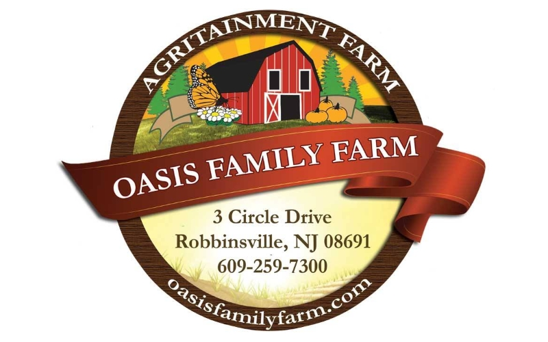 Oasis Family Farm Halloween Attractions in Robbinsville NJ