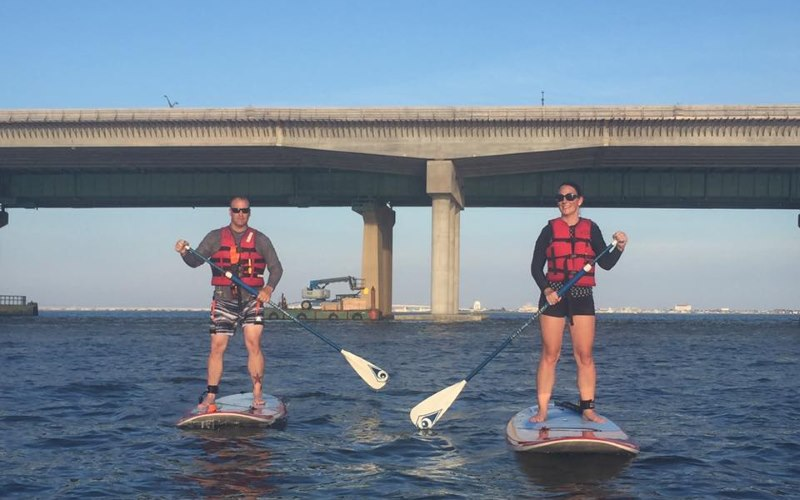 OC Paddleboard stand up paddle board rentals in Southern NJ