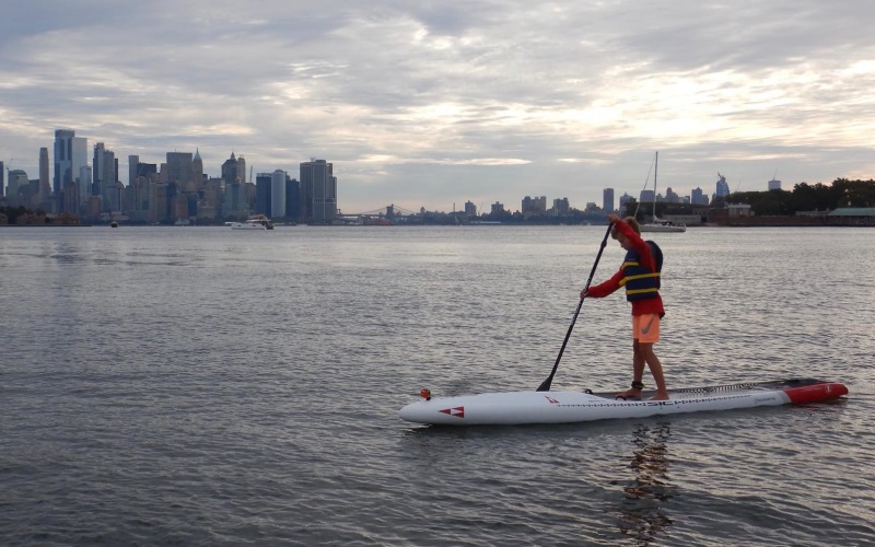 Image of Paddle Surf New Jersey at Point Pleasant, NJ