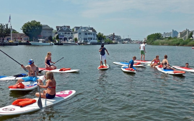 Paddleworks Summer Camp for Kids in Central NJ