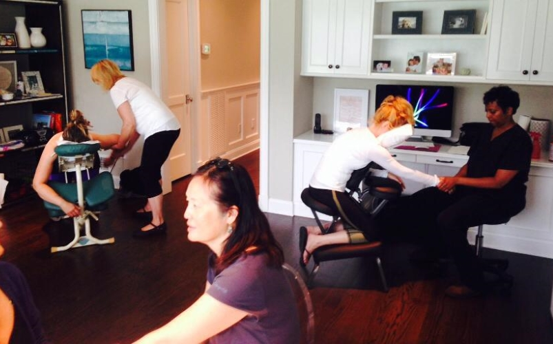 The Pampered Spirit Traveling Day Spas in NJ