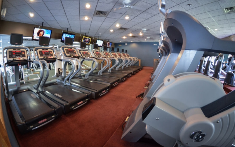 Parisi's Sports Club Fitness Center Northern Jersey