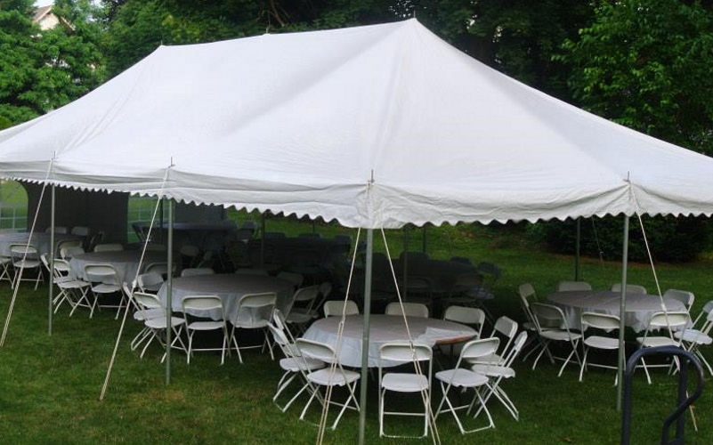 Parties, Picnics, and Promos Outdoor Tent Rentals in NJ