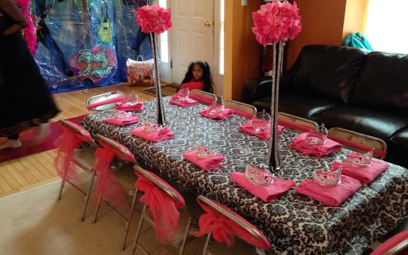 Pink Party Express Fashion Themed Parties in Camden County NJ