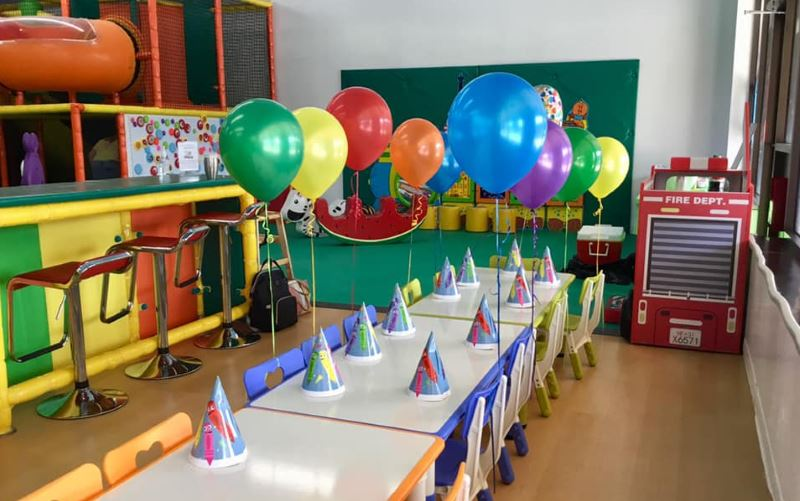 Peekaboo Playground Childrens Party Places in Southern NJ