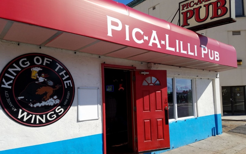 Pic-A-Lilli Pub Atlantic City NJ