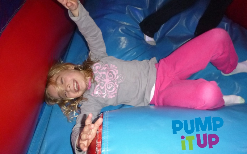 Pump It Up Top Attractions Union County NJ