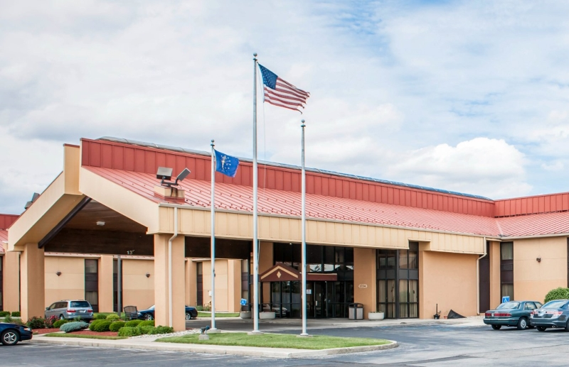 Quality Inn Pet Friendly Hotels in NJ East Windsor NJ