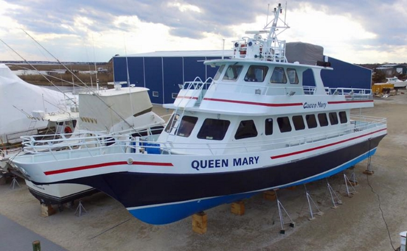 Queen Mary Ocean County Jersey Shore Attractions