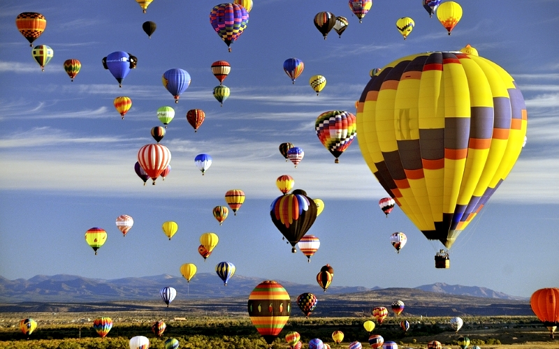 Quick Chek New Jersey Festival of Ballooning Day Trips Hunterdon County