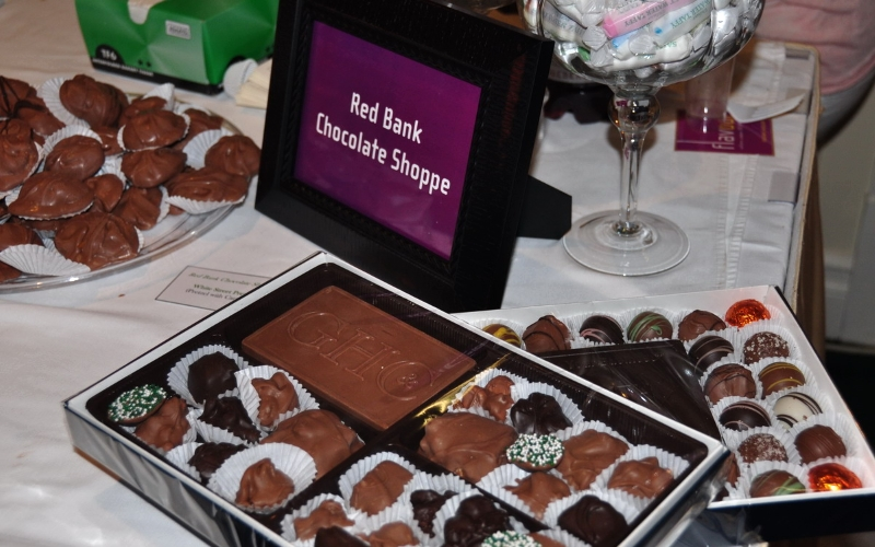 Red Bank Chocolate Shoppe Candy Monmouth County NJ