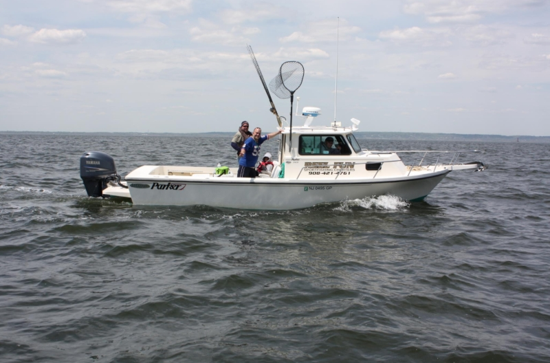 Reel Fun Sportfishing Mens Day Trips Highlands NJ