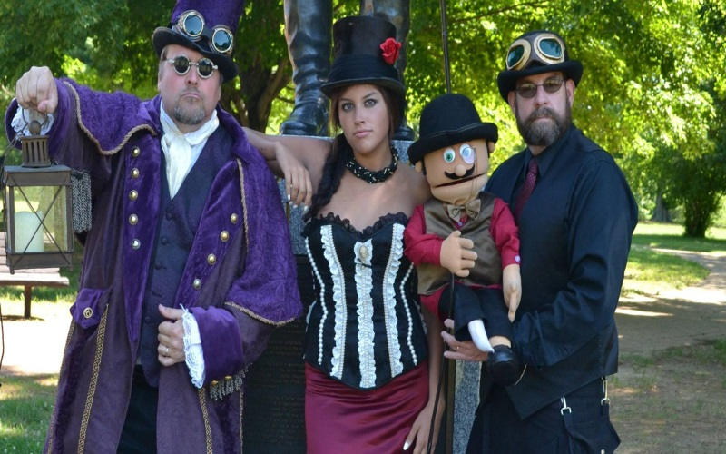 Riddlesbrood Touring theater Troupe Southern NJ Murder Mystery Parties in NJ