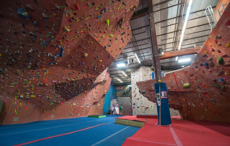 New Jersey Rock Gym Northern NJ Rock Climbing Party Place