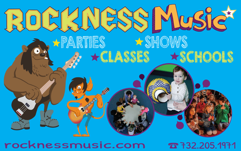 Rockness Music Best Kids Party Entertainers Serving All of NJ