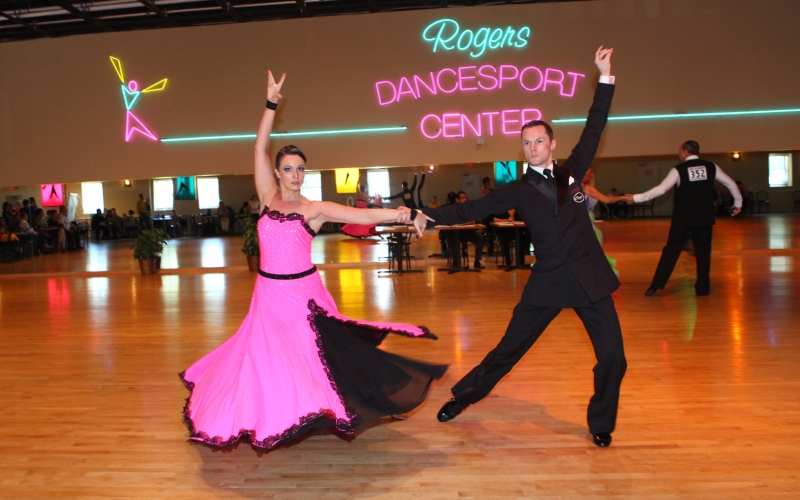 Rogers Dance Center Ballroom Classes Fairfield NJ