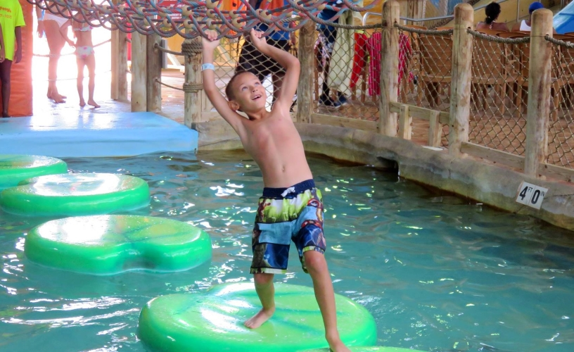 Sahara Sam's Indoor Waterpark Party Places for Children in NJ