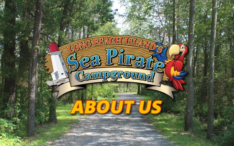 Sea Pirate Campground Kids Camping Central NJ
