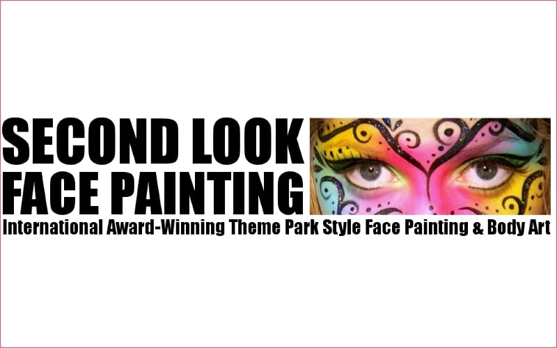 Second Look Face Painting & Make Up Artistry for Girls Parties in Bergen County, NJ