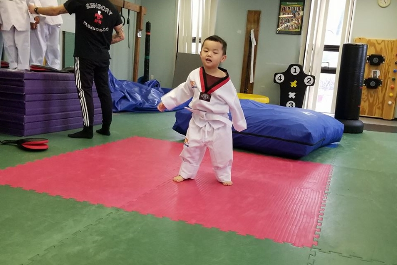 Sensory Taekwon-Do Play Places with Special Needs Accommodations in NJ