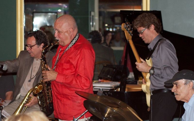 Shanghai Jazz Supper Club in Madison New Jersey