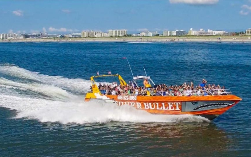 Silver Bullet Tours Day Trips Southern Jersey