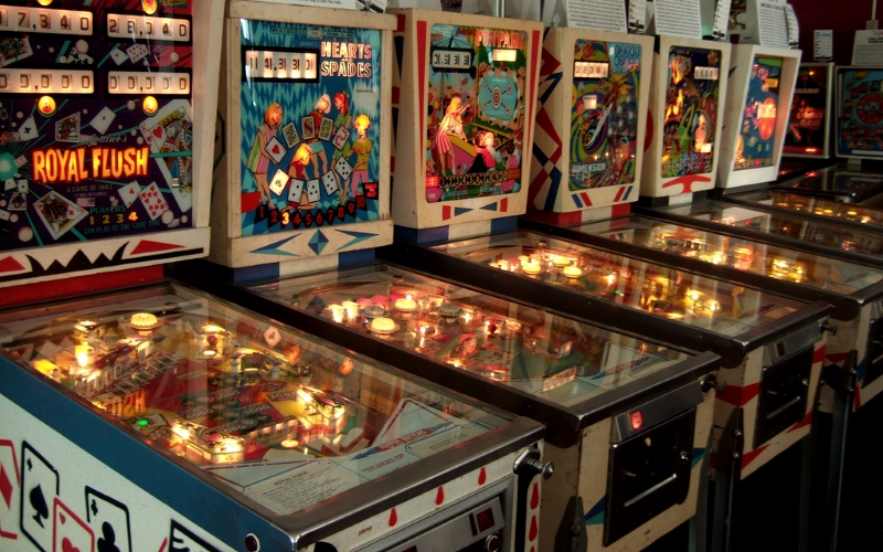 Silverball Museum Arcade Activities for Kids Inside Asbury Park NJ