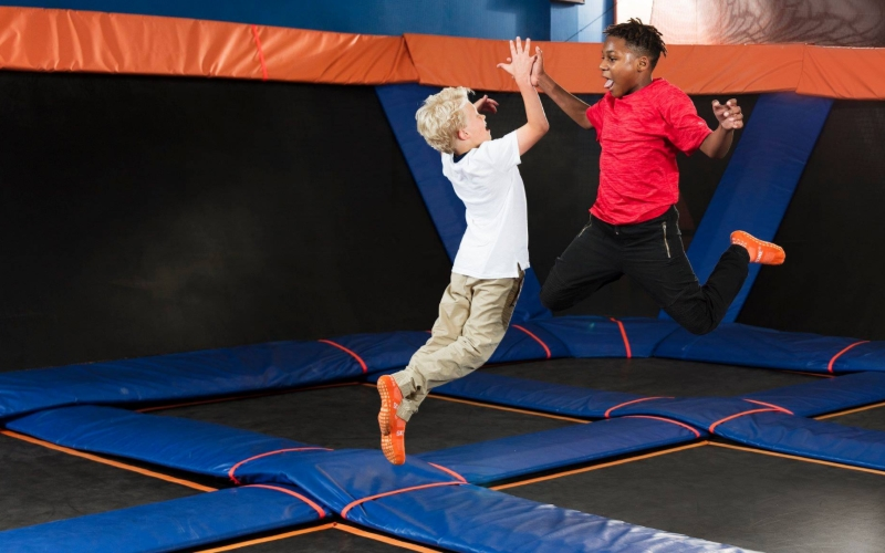 Sky Zone Ocean Township Group Outings NJ