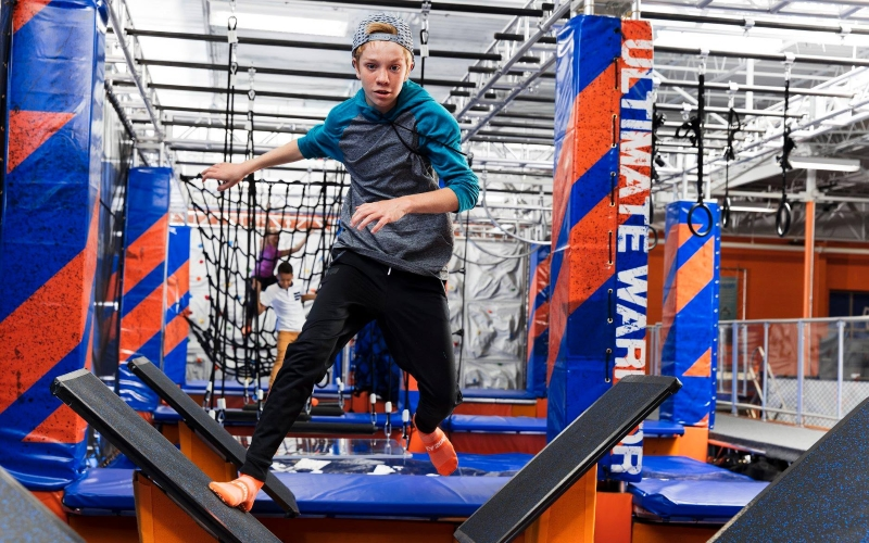Sky Zone Ocean Township Trampoline Parks in New Jersey