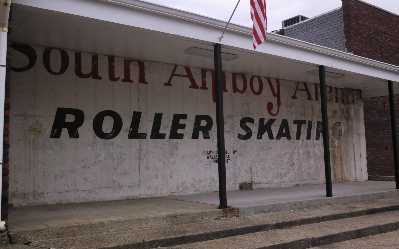 South Amboy Arena Roller Magic Roller Rink in NJ
