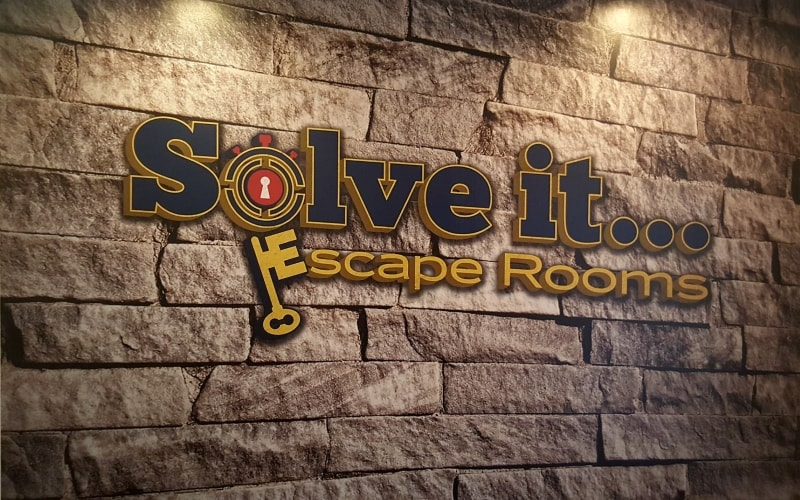 Solve It Escape Rooms Best Attraction in Sussex County NJ