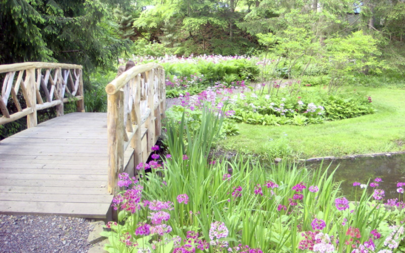 Somerset County Tourism Botanical Gardens to Visit in Central NJ