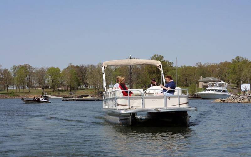South Dock Watersports Center Pontoon Rentals in New Jersey