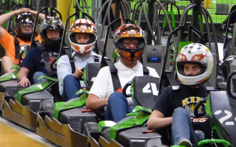 Go Kart Party Places in Southern NJ Speed Raceway