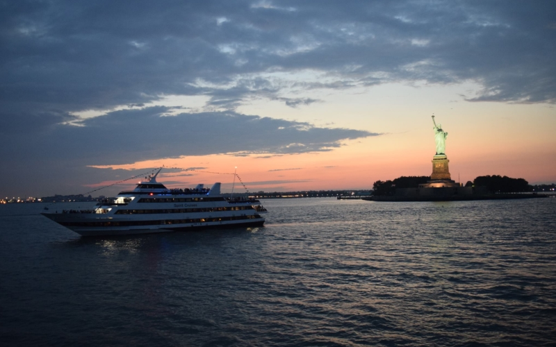 Spirit Cruises Lincoln Harbor Weehawkin New Jersey