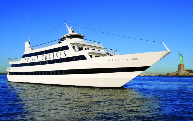 Spirit Cruises Group Outings in Northern NJ