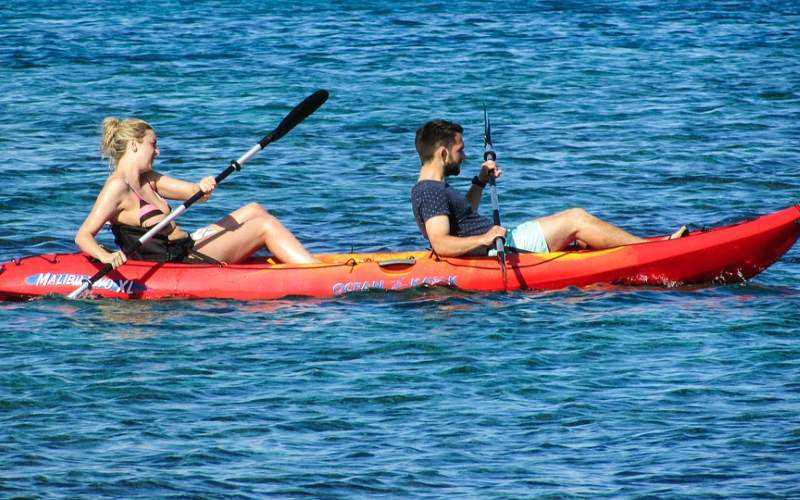 Sterling Harbor Kayak Rentals in Cape May County NJ