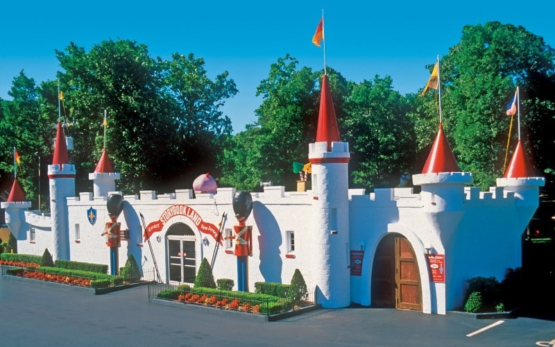 Storybook Land Best Kids Day Trip Idea in Southern NJ