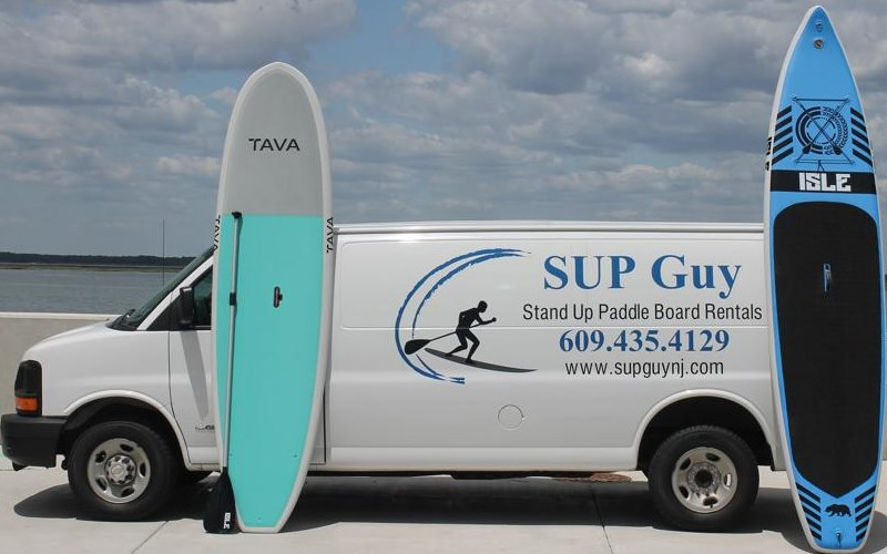 SUP Guy Stand Up Paddle Board Rentals NJ