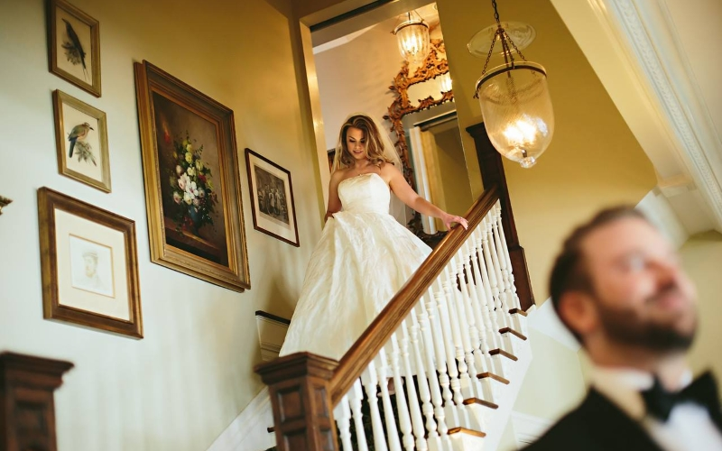 The Bernards Inn Wedding Venue Bernardsville NJ