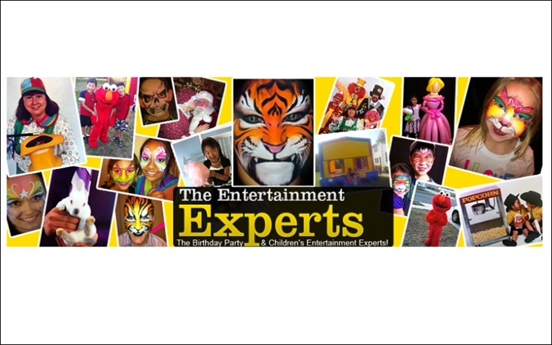 The Children's Entertainment Experts Face Painters in NJ